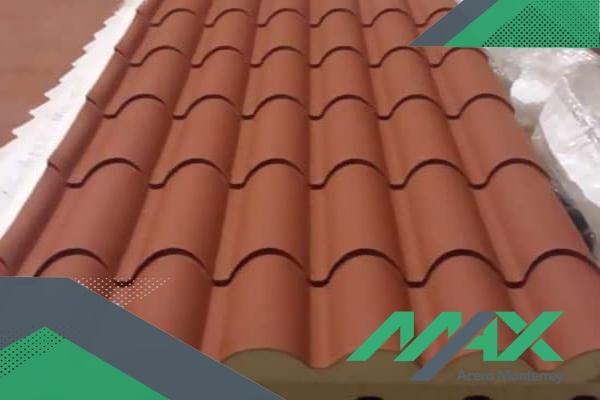 El panel de acero tipo teja es conocido también como Metcoppo, de la marca Metecno. Encuéntralo con su mejor precio en Max Acero Monterrey
